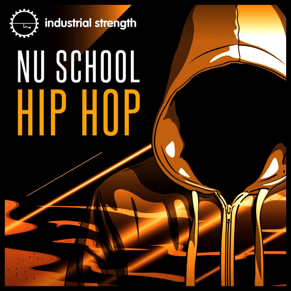 Nu School Hip Hop sample pack by Industrial Strength Samples