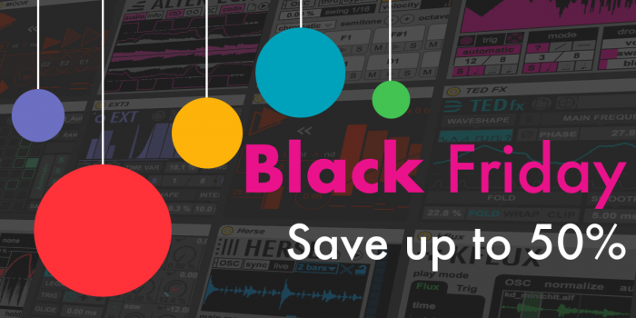 K-Devices Black Friday 2017