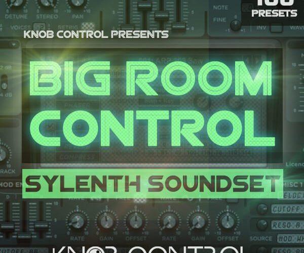 Knob Control Big Room Control