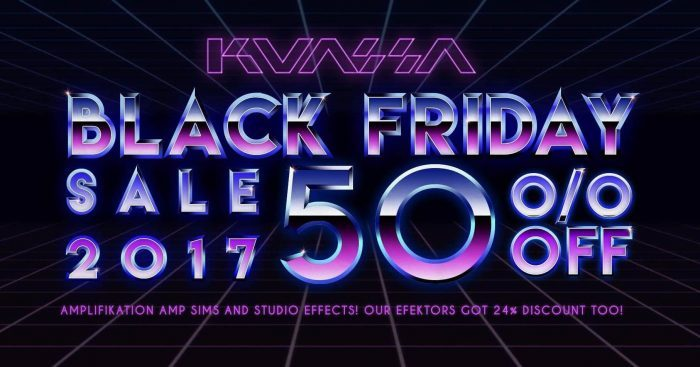 Kuassa Black Friday 2017