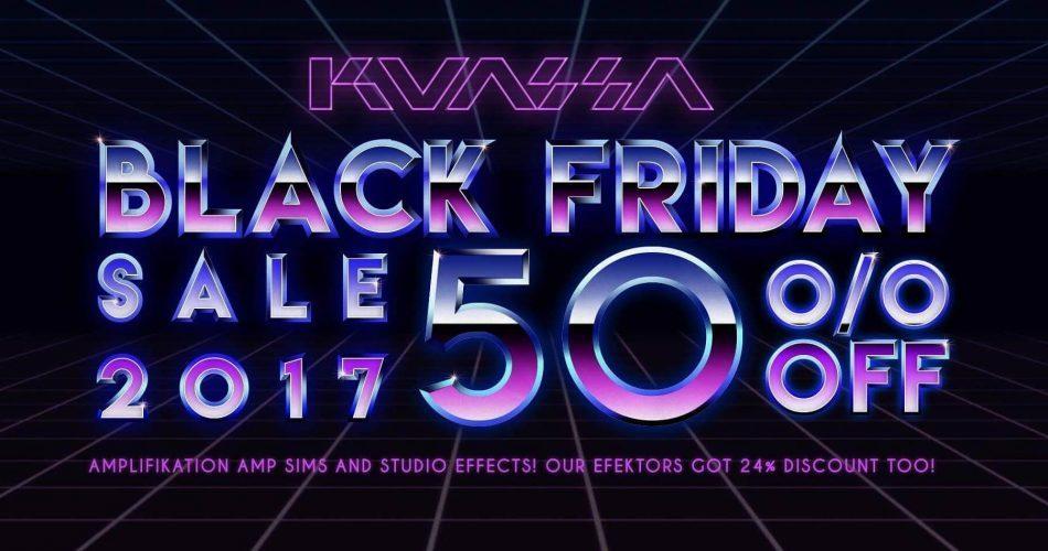 Kuassa Black Friday 2017