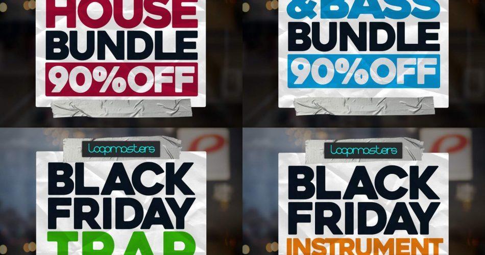 Loopmasters Black Friday Bundle Deals