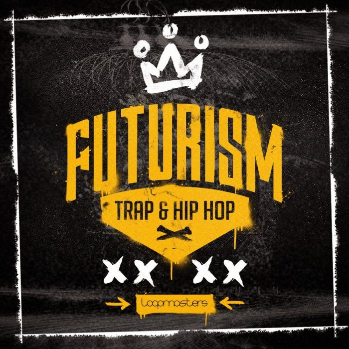 Loopmasters Futurism Trap & Hip Hop
