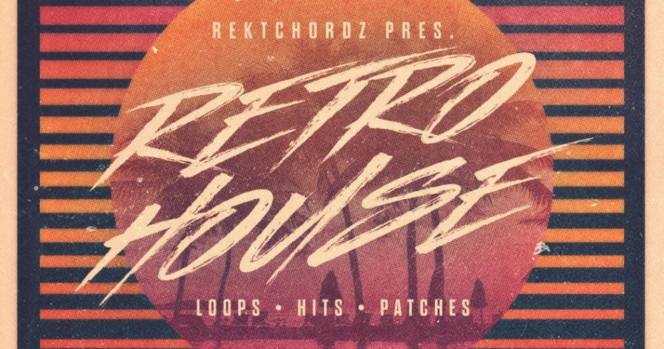 Loopmasters Rektchordz Retro House