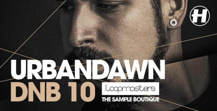 Loopmasters Urbandawn Drum and Bass 10