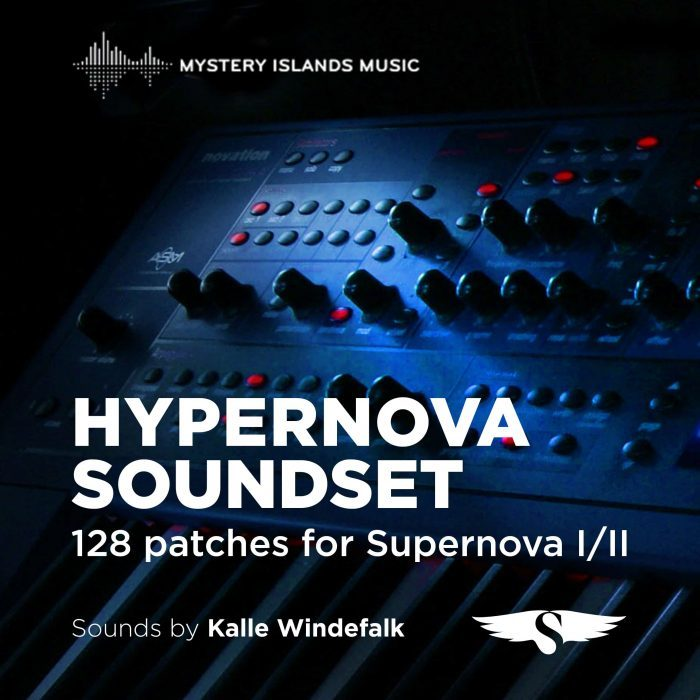 Mystery Islands Hypernova Soundset