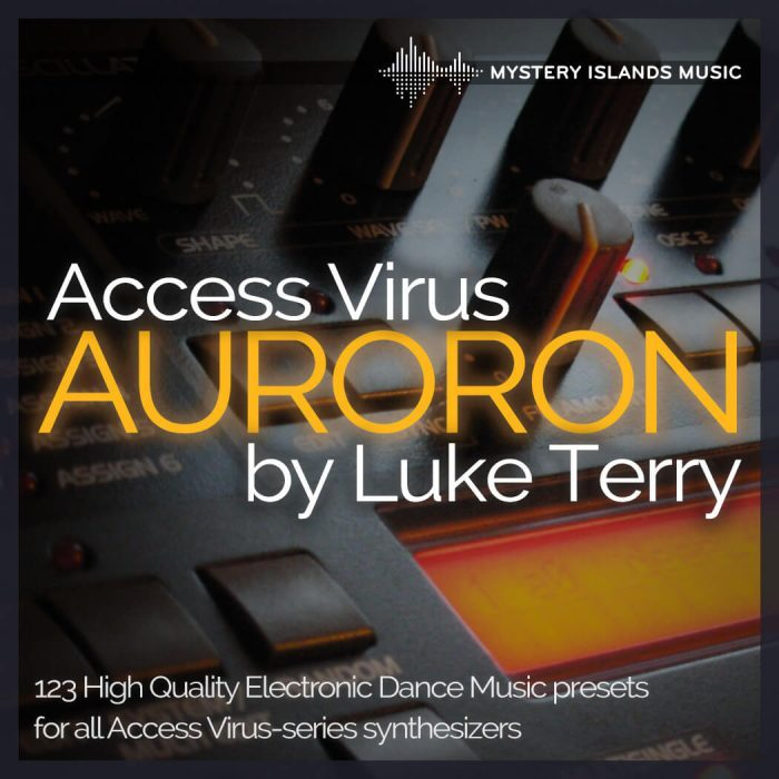 Mystery Islands Luke Terry Auroron Access Virus Soundset
