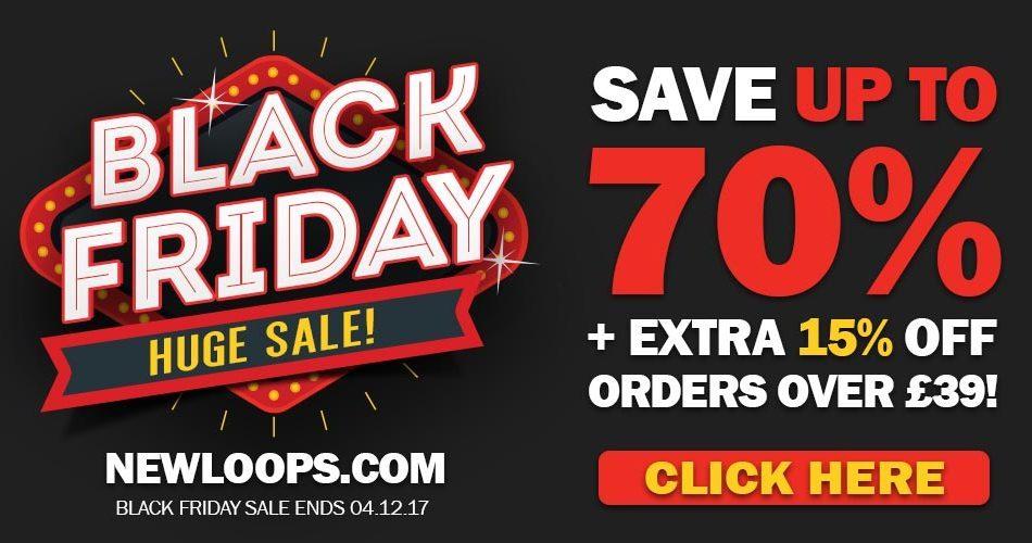 New Loops Black Friday Sale Website 2017