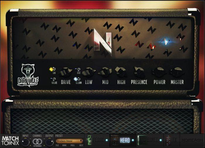 NoiseAsh Match Tonix Dark Wolf