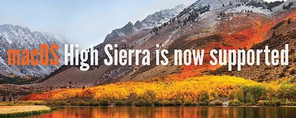 Plugin Alliance macOS High Sierra support
