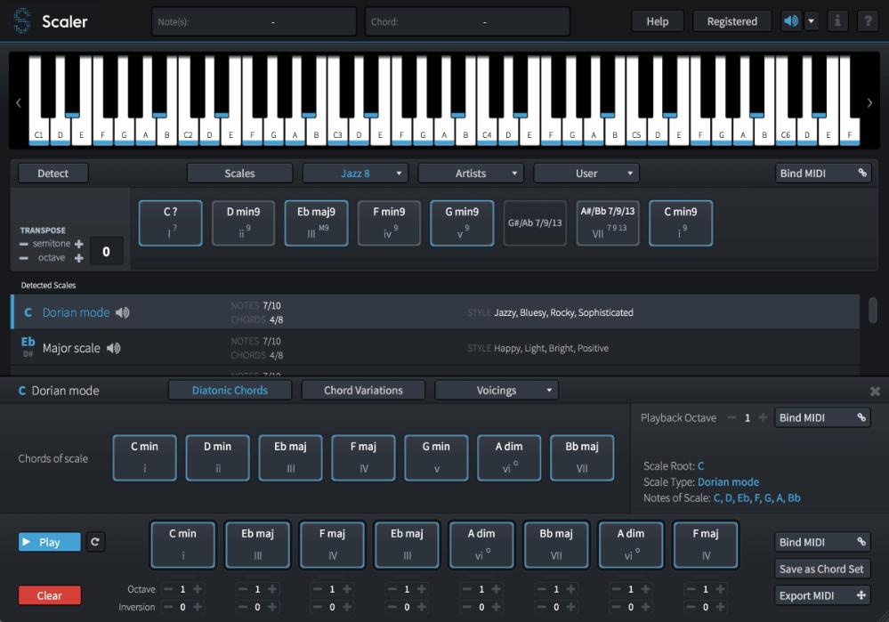 Plugin Boutique Launches Scaler Creative Chord Composer Plugin At 25
