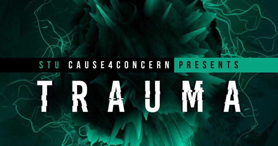 Production Master Stu Cause4Concern Trauma