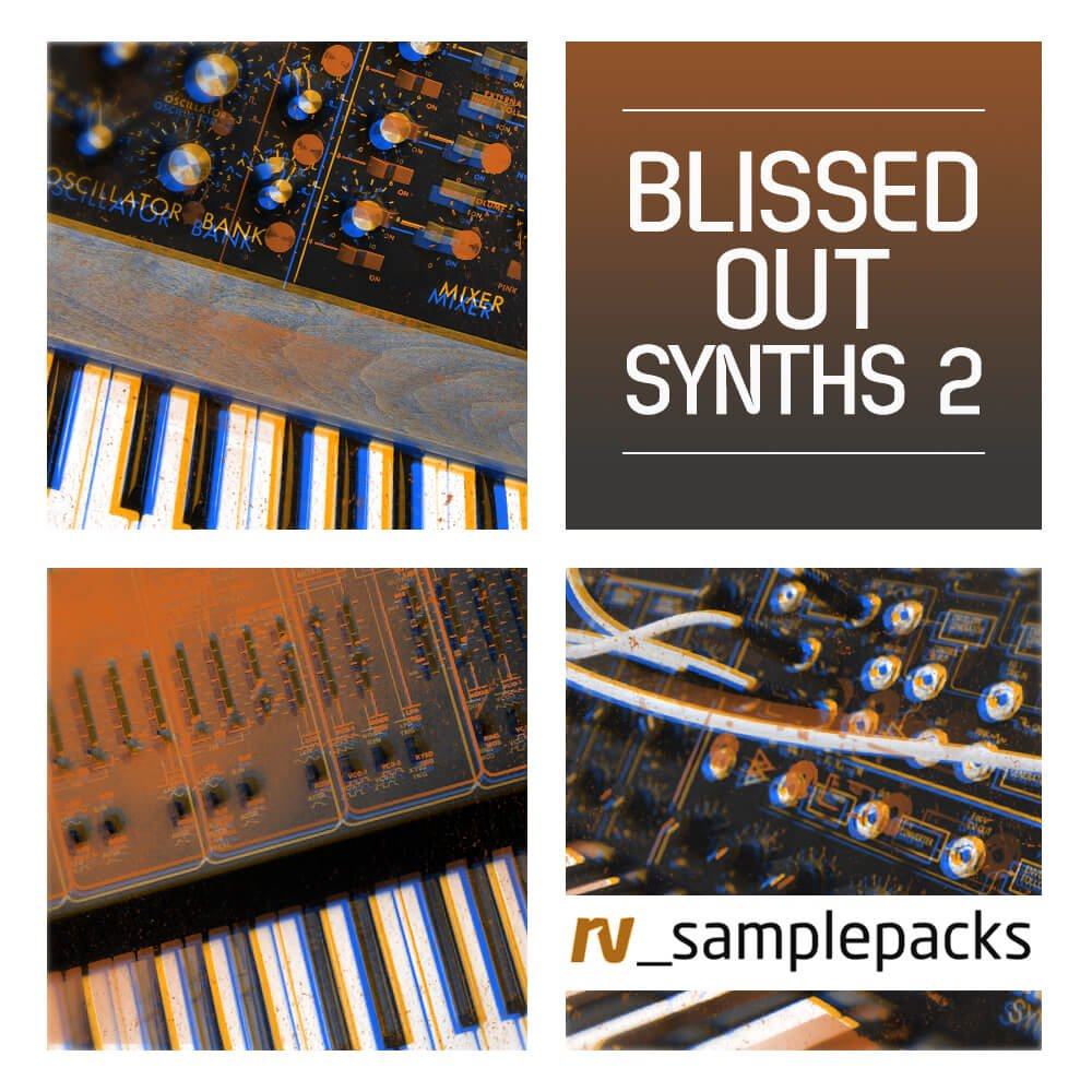 blissed out synths 2 by rv samplepacks at loopmasters. Black Bedroom Furniture Sets. Home Design Ideas