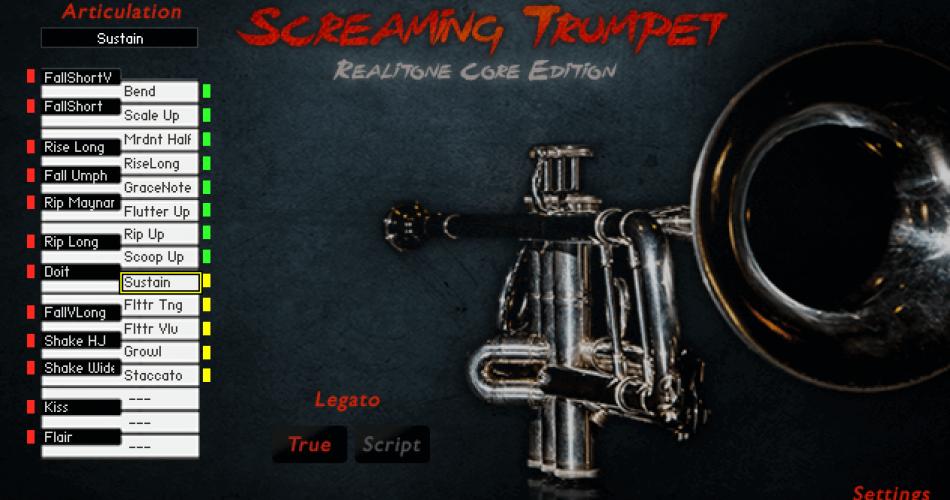Realitone Screaming Trumpet