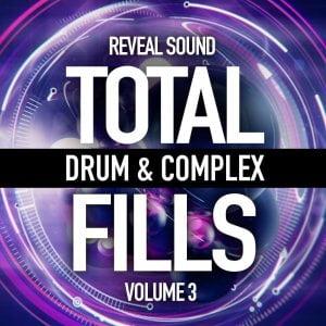 Reveal Sound Total Drum & Complex Fills Vol 3
