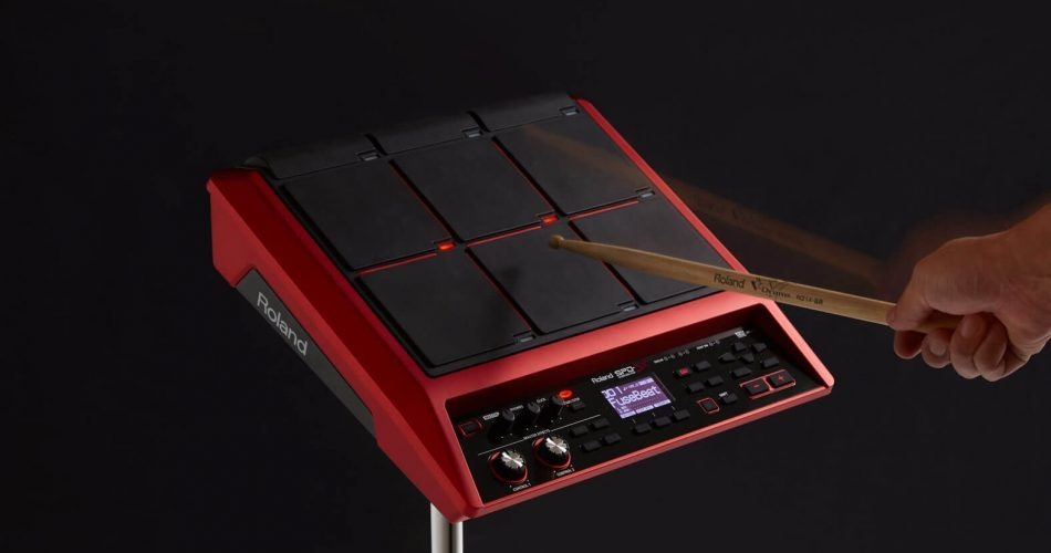 Roland SPD SX Special Edition feat