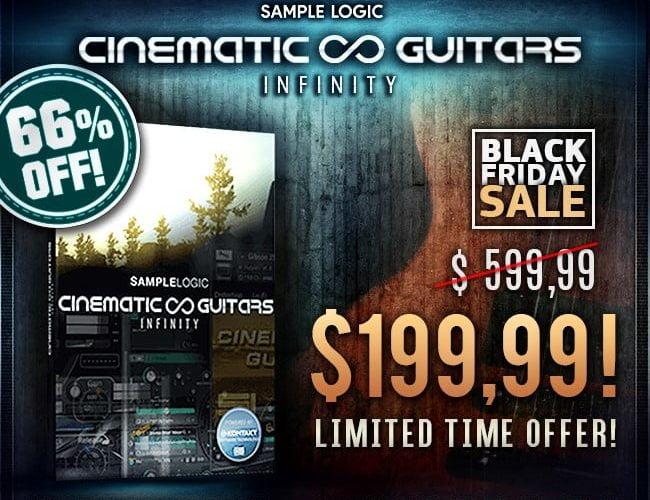 Sample Logic Cinematic Guitars Infinity