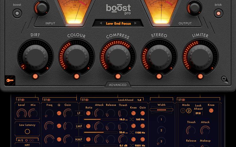 Sample Magic Boost Pro