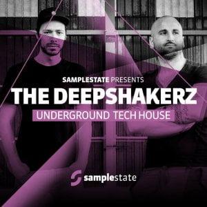 Samplestate The Deepshakers Underground Tech House