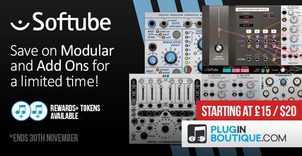 Softube Modular sale