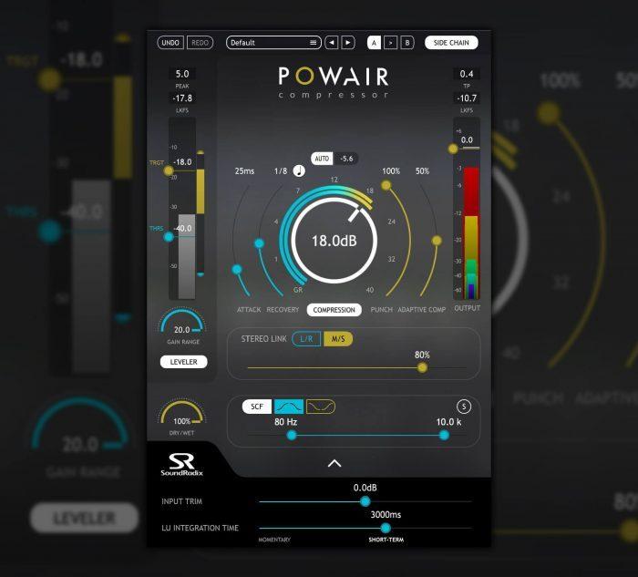 Sound Radix POWAIR