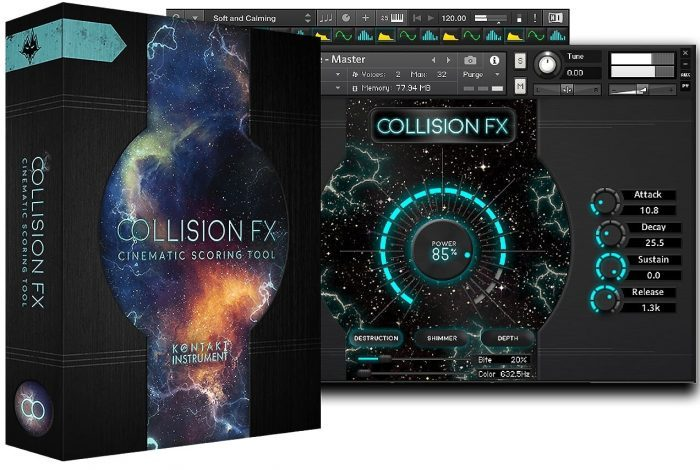 Sound Yeti Collision FX