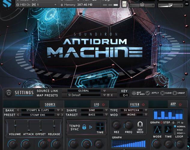 Soundiron Antidrum Machine