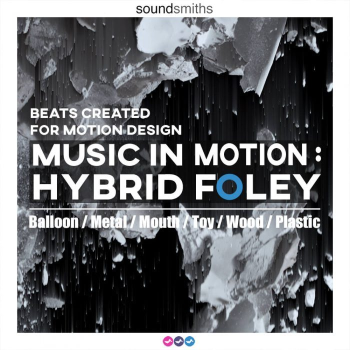 Soundsmiths Music In Motion Hybrid Foley