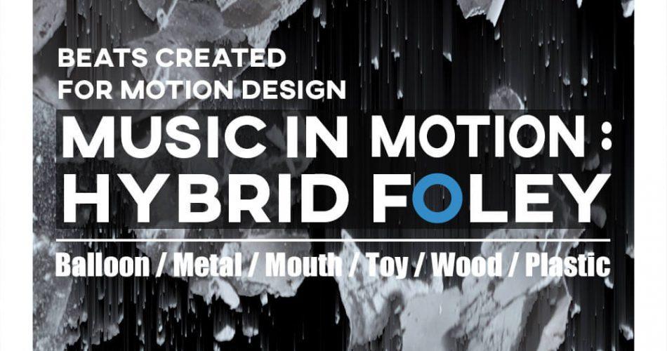 Soundsmiths Music In Motion Hybrid Foley