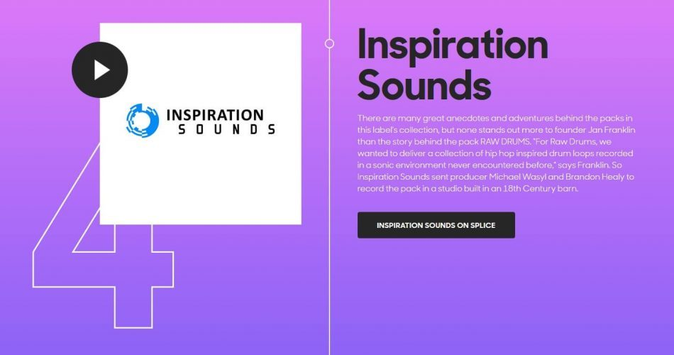 Splice Inspiration Sounds