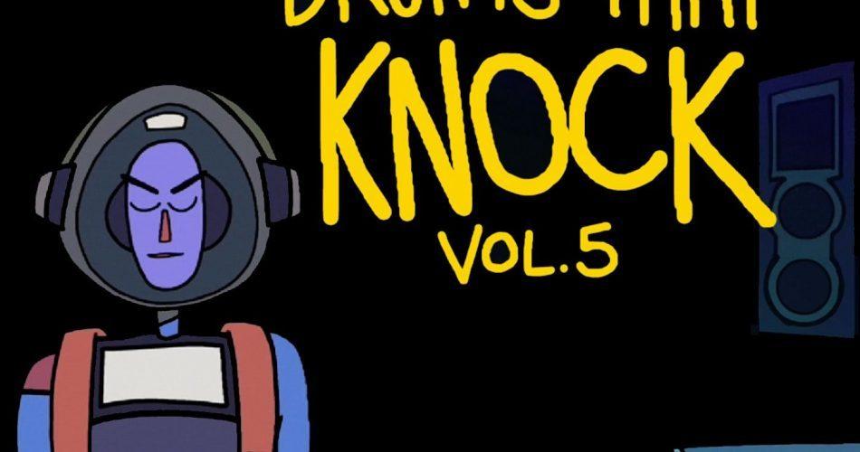 Splice Sounds Decap Drums That Knock Vol 5