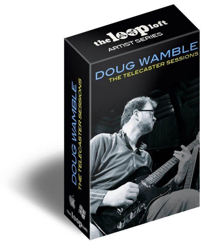 The Loop Loft Doug Wamble Telecaster Sessions