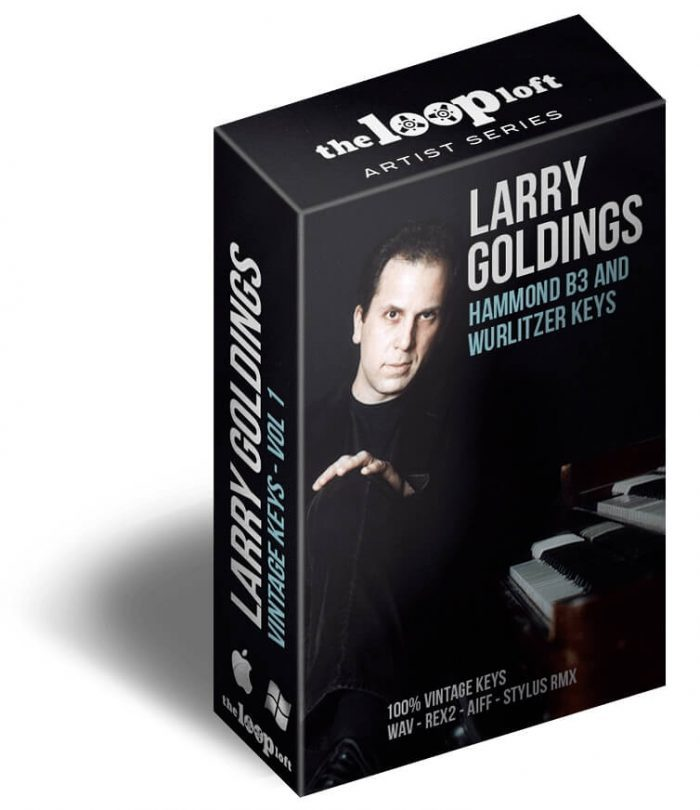 The Loop Loft Larry Goldings Vintage Keys