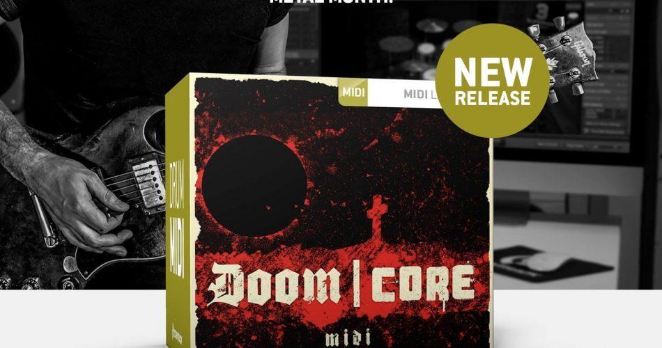 Toontrack Doom Core MIDI