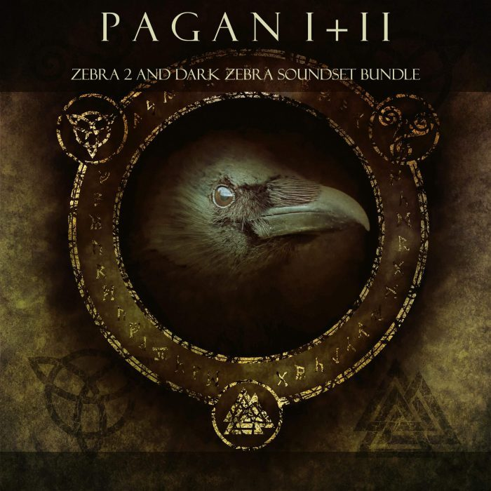 Triple Spiral Audio Pagan I & II
