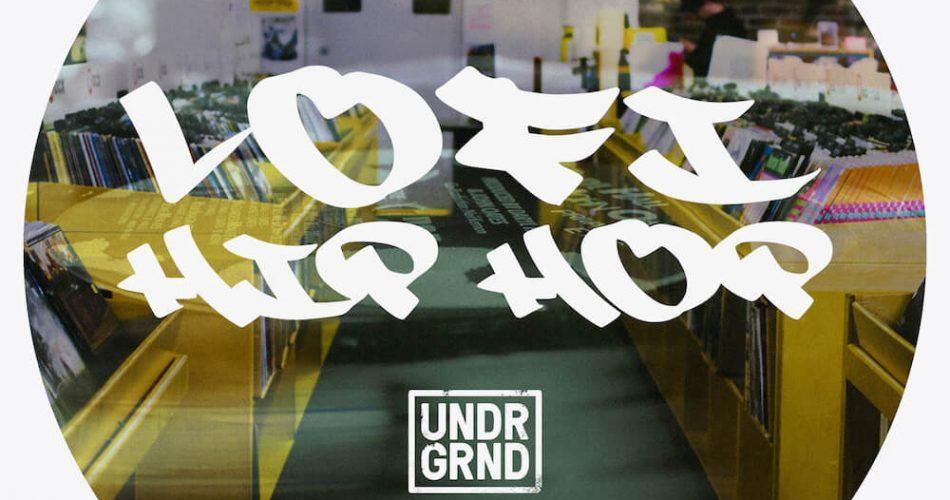 UNDRGRND Sounds LoFi Hip Hop