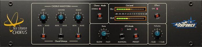 Universal Audio Dytronics Tri Stereo Chorus