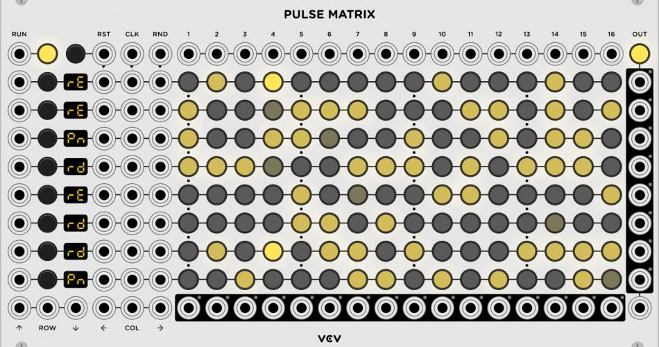 VCV Pulse Matrix 16
