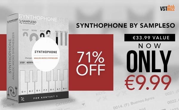 VST Buzz Sampleso Synthophone sale