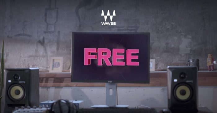 Waves Audio Black Friday FREE download