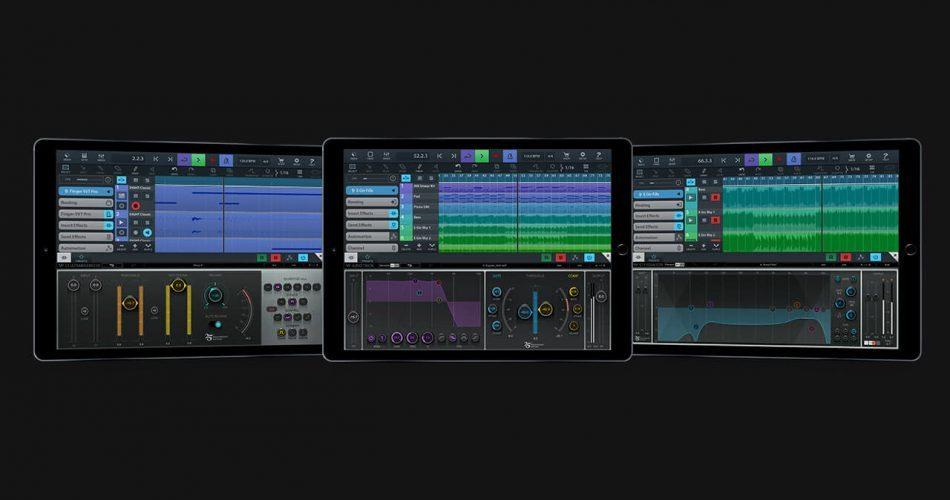 Waves Audio iOS Steinberg Cubasis