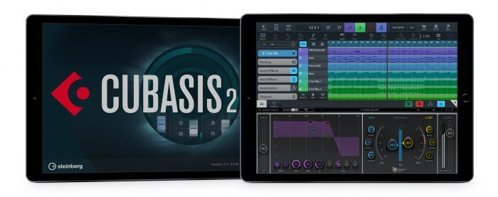 Waves AudioTrack Composing Cubasis