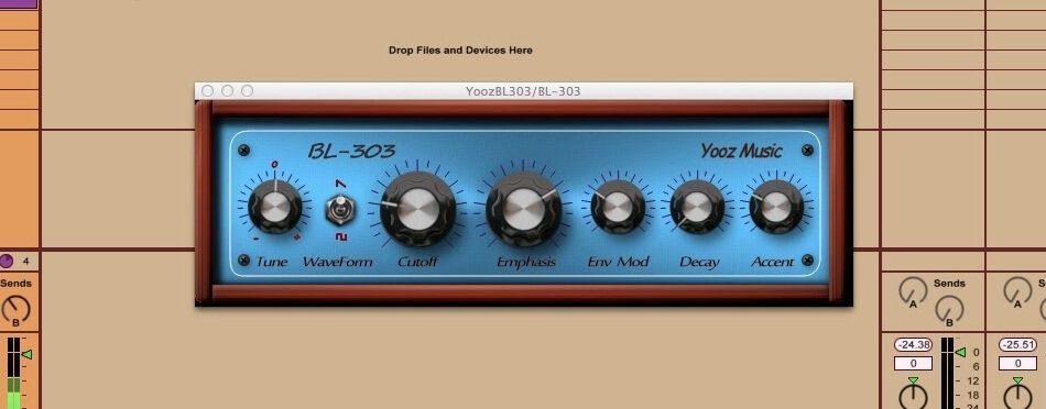 Yooz Music BL 303 V2