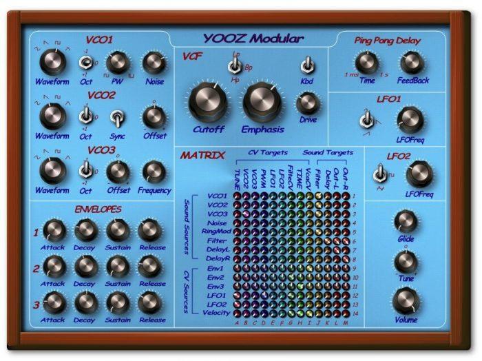 Yooz Music Modular