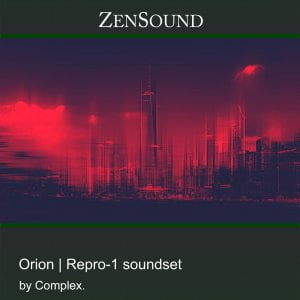 ZenSound Orion for Repro 1