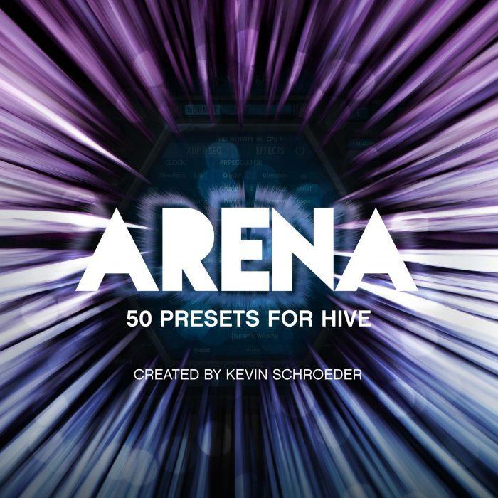 Arena for u-he Hive