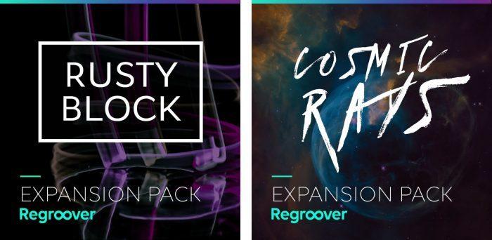 Accusonus Rusty Block & Cosmic Rays