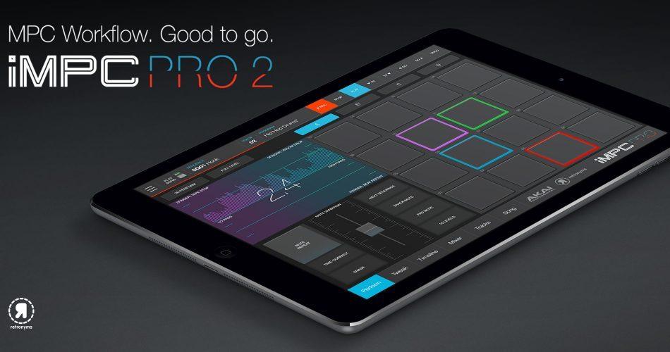 Akai iMPC Pro 2