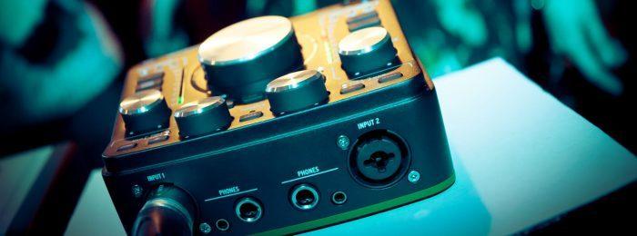 Arturia AudioFuse firmware
