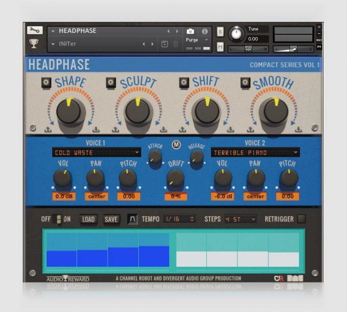 Audio Reward Headphase V2